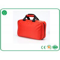 Wholesale Customized Medical Emergency Kit , Travel First Aid Kit Materials With Nylon from china suppliers