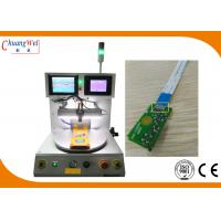 Wholesale Effective Automatic Soldering Machine , 0.5-0.7 MPA Soldering Tools And Equipment from china suppliers