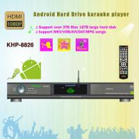Wholesale Full  KTV HD karaoke player with 1080P ,build-in AVC/AVC, Insert Coin,USB add songs from china suppliers