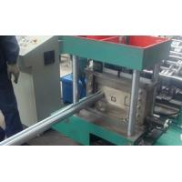 Quality 12 Stations 440V Metal Steel Stud Roll Forming Machine Mitsubishi PLC Controller for sale