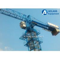 Buy cheap QTP5010 Flat Head  5t Mobile Tower Crane Including Counterweight from wholesalers