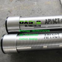 Wholesale AISI SS304L Thread Coupling Wire Wrapped Johnson Water Well Screens from china suppliers