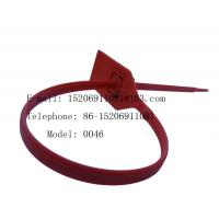 Buy cheap plastic seals 13 from wholesalers