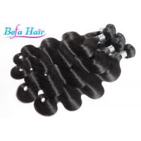 Wholesale Body Wave Unprocessed Peruvian Human Hair Extensions 14 Inch Virgin Natural Hair from china suppliers