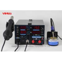 Wholesale Hot-Air Soldering Station YIHUA 853D 1A 4 LED USB 4 Digital Precise Display from china suppliers