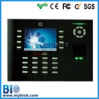 Wholesale Fingerprint time attendance and access control for Employee Self-Service Bio-Iclock680 from china suppliers