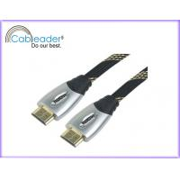 Buy cheap HD 2k 4k HDMI Cables 1.4 for 3D TV with audio return channel Ethernet A type male to male from wholesalers