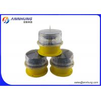 Wholesale Runway Edge Lighting / Solar Powered Runway Lights Recyclable Batteries from china suppliers
