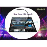 Wholesale Professional Stage Lighting Console KingKong 1024 DMX  lighting Controller/  DMX512 Console For DJ Disco from china suppliers