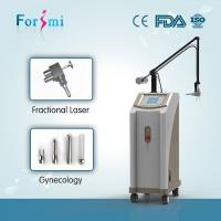 Wholesale Vaginal Tightening co2 fractional laser with Big true color LCD touch screen from china suppliers