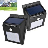 Wholesale 16 Led Plastic Solar Sensor Outdoor Lights For Garden Heatproof AUTO / OFF Mode from china suppliers