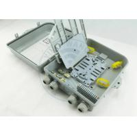 Wholesale FTTH-XY-F-8  8/16 Core Fiber Optic Splitter Distribution box Fiber to The Home Box from china suppliers