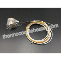 Wholesale Brass Coil Heater For Hot Runner Mold  With Thermocouple And Metal Clip from china suppliers
