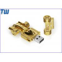 Wholesale Super Race Auto 16GB Thumb Drive Smooth Shinning Finished Full Metal from china suppliers