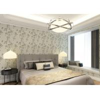 Wholesale Eco Friendly Floral Room Decoration Wallpaper Washable Botanical Pattern from china suppliers