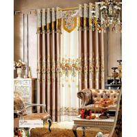 Wholesale Europe Style Luxury Ready Made Curtains. from china suppliers