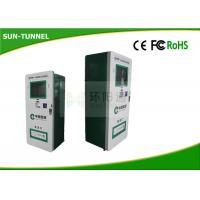 Wholesale Street Electronic Cigarette Vending Machines Cach And Noncash Payment from china suppliers
