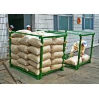 Wholesale Versatility Portable Stacking Racks For Storage Handling / Transporting Goods from china suppliers