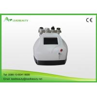 Wholesale 40k Multipolar RF Beauty Ultrasonic Body Slimming Machine For Dissolve The Fatness from china suppliers