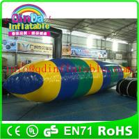 Wholesale 2015 hot selling inflatable water catapult blob water blob jump for sale from china suppliers