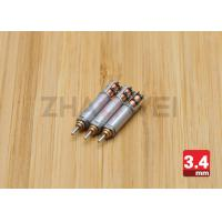 Wholesale 3V DC 4mm Low Noise Mini Planetary Stepper Gear Motor With Gearboxes from china suppliers