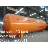 Wholesale LPG gas storage tanks export to Nigeria from china suppliers