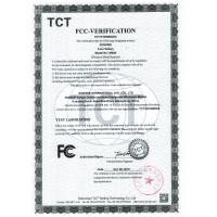 SHENZHEN BINCHEN TECHNOLOGY CO., LTD Certifications