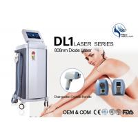 Wholesale Germany Bars Permanent 808nm Diode Laser Hair Removal Machine with  LCD Touch Screen from china suppliers