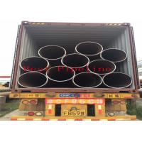 API 5L 360NB X42 UOE Steel Pipe With Electric Fusion Welding Low Carbon Steel for sale