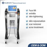 Wholesale HOT SELLING Mirco-needle machine 80% beauty salon used for wrinkle removal scar acne removal skin rejuvenation from china suppliers
