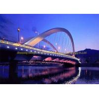Wholesale Environmental Protection Steel Structure Bridge Pedestrian Bridges from china suppliers