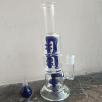Hand Blown Quality Borosilicate 3.3 Glass Bong Glass Water Pipe