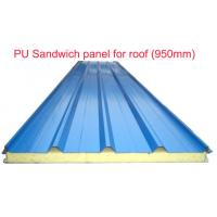 Buy cheap PU Sandwich Panel for Roof from wholesalers