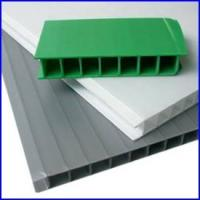 Wholesale Water Proof Commercial Outdoor PP Coroplast Sheet 1.6 mm to 12mm Thickness from china suppliers