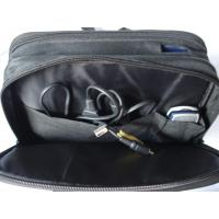 "Wholesale 7"" Dual Zipper Portable DVD Carry Bag With Memory Storage Slots from china suppliers"
