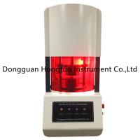 Buy cheap Computerized Rubber Moving Die Rheometer MDR Test Machine Display resolution 0.1 from wholesalers