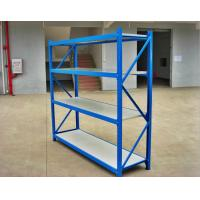 Wholesale Medium Duty Wide Span Racking , Long Span Shelf With Step Beams from china suppliers