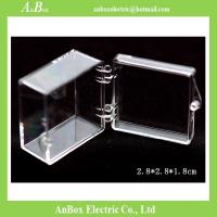 Wholesale PC Transparent plastic boxes Clear packing boxes for Display Gifts Jewelry from china suppliers