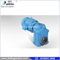 Wholesale F Series Parallel Shaft Helical Gear Reducer Gearbox from china suppliers