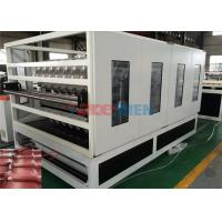 Wholesale PVC Color Roof Tile Making Machine / Roof Tile Production Line 350 - 650 Kg / H from china suppliers
