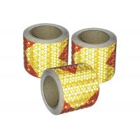 Buy cheap Durable Waterproof Caution Reflective Safety Tape Pressure - Sensitive Type from wholesalers