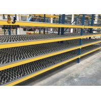 Wholesale Easy Assemble Or Welded Flow Through Racking 1000 - 12000mm Height from china suppliers