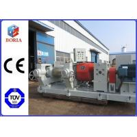 Wholesale Rubber Roller Mill Mixer Open Mixing Mill 25-50kg Feeding Capacity Per Time from china suppliers