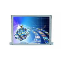 Rack Mount Liquid Crystal LED Backlight 15 Inch LCD Monitor With Touchscreen