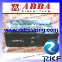 Wholesale P6, P5, P4 Taiwan ABBA BRH45AL Linear Bearings, OEM Service Offer from china suppliers