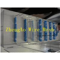 Buy cheap wire mesh medical basket from wholesalers