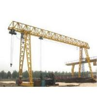 Wholesale Remote Control / Pendant Control 3 Ton Electric Hoist Single Truss Gantry Crane from china suppliers