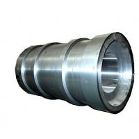 Wholesale Hot And Cold Carbon Steel Metal Forgings piston rod  / open die forging from china suppliers