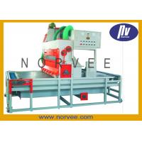 Wholesale Thin Plate / Sheet Abrasive Blast Equipment Wheel Blasting Machine ISO9001 / CE from china suppliers