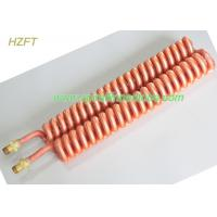 Wholesale Compact Designed Finned Tube Coil as Oil Cooler and Water Heater from china suppliers